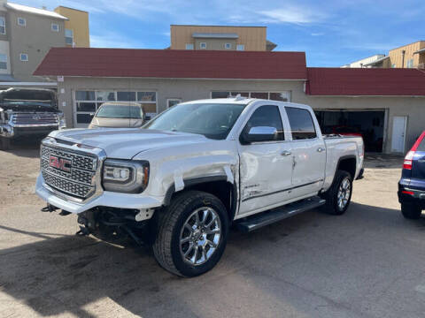 2017 GMC Sierra 1500 for sale at ELITE MOTOR CARS OF MIAMI in Miami FL