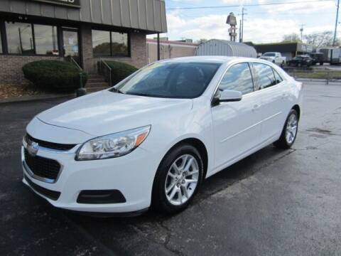 2015 Chevrolet Malibu for sale at Jacobs Auto Sales in Nashville TN