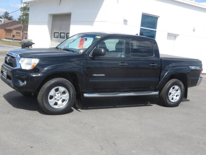 2015 Toyota Tacoma for sale at Price Auto Sales 2 in Concord NH