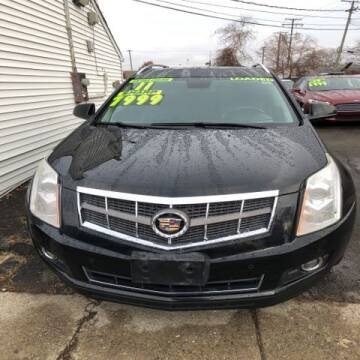 2011 Cadillac SRX for sale at Al's Linc Merc Inc. in Garden City MI