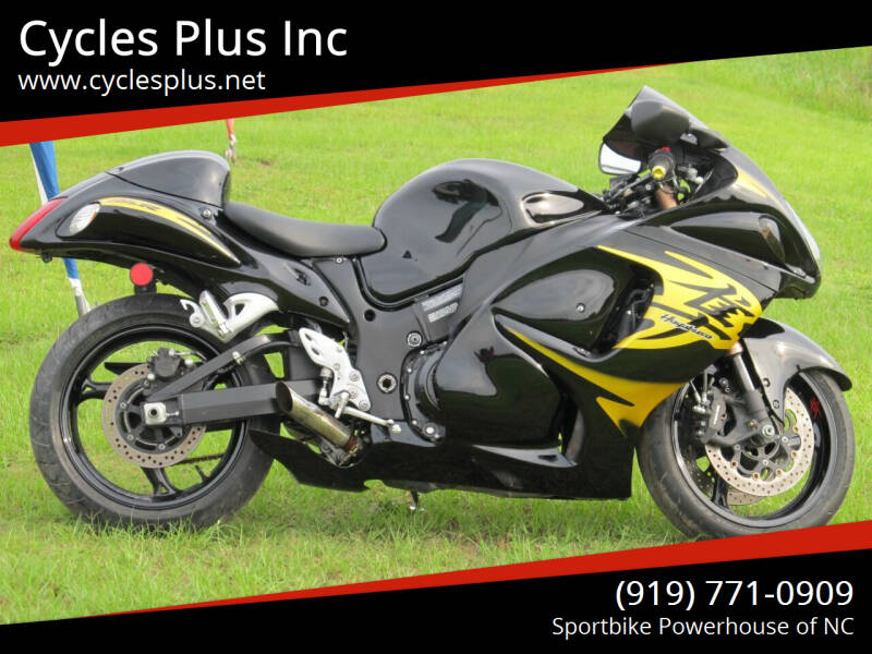 2012 Suzuki Hayabusa for sale in Garner, NC