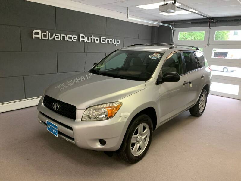 2007 Toyota RAV4 for sale at Advance Auto Group, LLC in Chichester NH