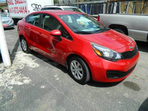 2014 Kia Rio for sale at Craig's Classics in Fort Worth TX