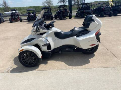 2018 Can-Am RD SPYDER RT 1330 ACE SE6 PW 1 for sale at Head Motor Company - Head Indian Motorcycle in Columbia MO