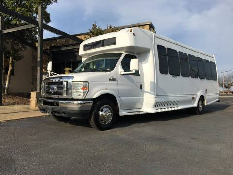 2009 Ford E-450 for sale at MTK Premier Auto Boutique in Richmond VA