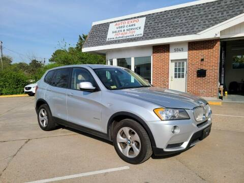 2011 BMW X3 for sale at Auto Expo in Norfolk VA