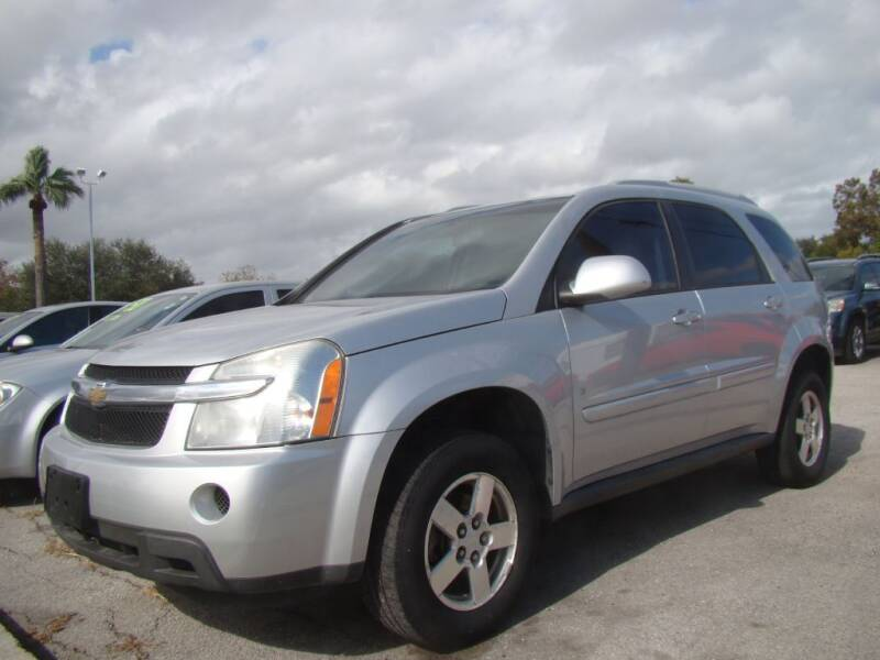 2009 Chevrolet Equinox for sale at Rocky's Auto Sales in Corpus Christi TX