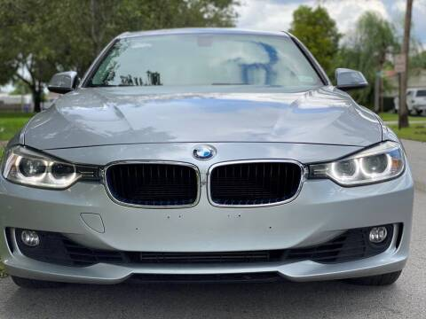 2013 BMW 3 Series for sale at HIGH PERFORMANCE MOTORS in Hollywood FL