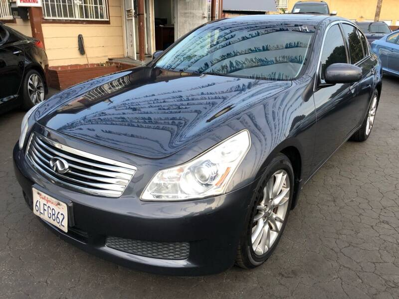 2008 Infiniti G35 for sale at Plaza Auto Sales in Los Angeles CA