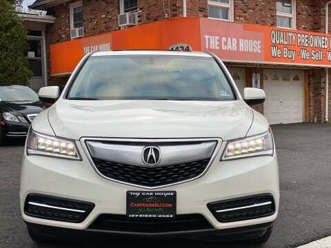 2014 Acura MDX for sale at Bloomingdale Auto Group in Bloomingdale NJ
