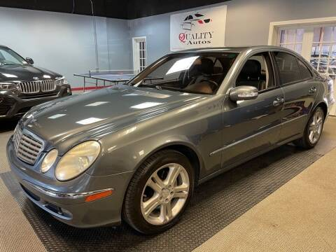 2006 Mercedes-Benz E-Class for sale at Quality Autos in Marietta GA
