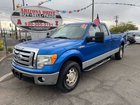 2010 Ford F-150 for sale at Arizona Drive LLC in Tucson AZ