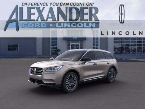 2021 Lincoln Corsair for sale at Bill Alexander Ford Lincoln in Yuma AZ