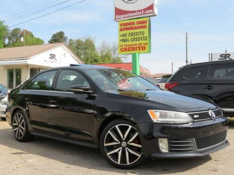 2012 Volkswagen Jetta for sale at Diego Auto Sales #1 in Gainesville GA