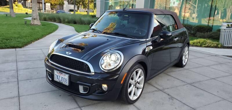 2013 MINI Convertible for sale at Top Motors in San Jose CA