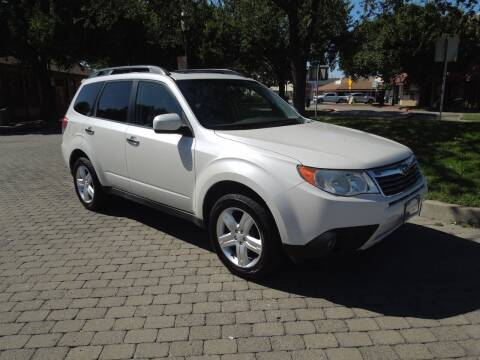 2009 Subaru Forester for sale at Family Truck and Auto.com in Oakdale CA