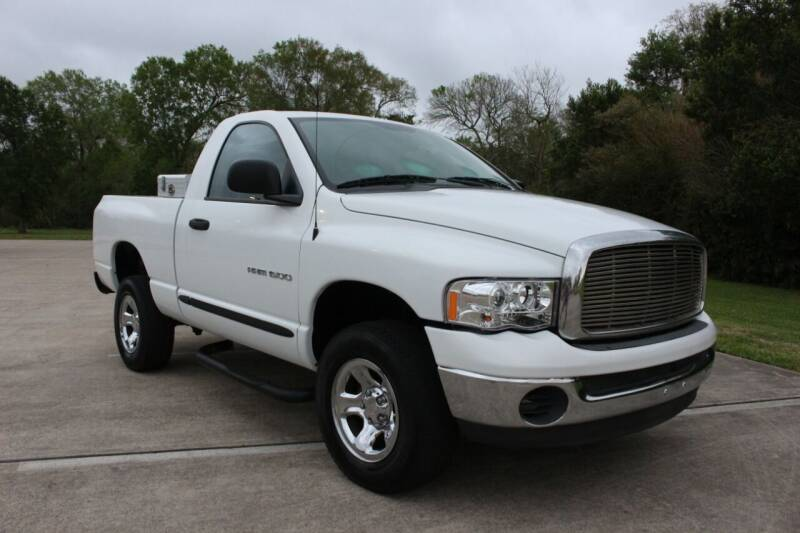 2005 Dodge Ram Pickup 1500 for sale at Clear Lake Auto World in League City TX