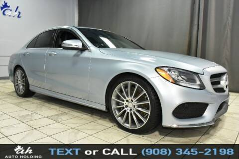 2016 Mercedes-Benz C-Class for sale at AUTO HOLDING in Hillside NJ