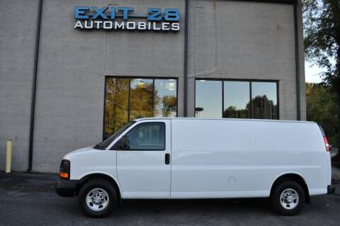 2016 Chevrolet Express Cargo for sale at Exit 28 Auto Center LLC in Cornelius NC