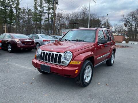 2005 Jeep Liberty for sale at United Auto Service in Leominster MA