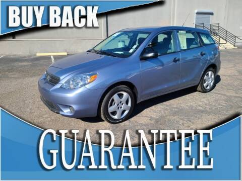 2008 Toyota Matrix for sale at Reliable Auto Sales in Las Vegas NV