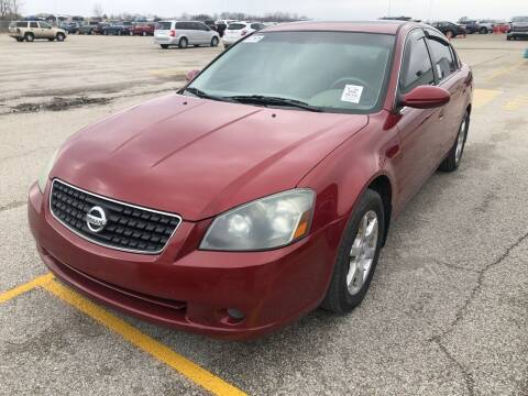 2006 Nissan Altima for sale at Right Place Auto Sales in Indianapolis IN