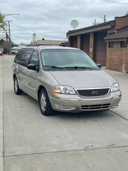2003 Ford Windstar for sale at Suburban Auto Sales LLC in Madison Heights MI