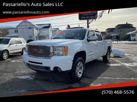 2009 GMC Sierra 1500 for sale at Passariello's Auto Sales LLC in Old Forge PA