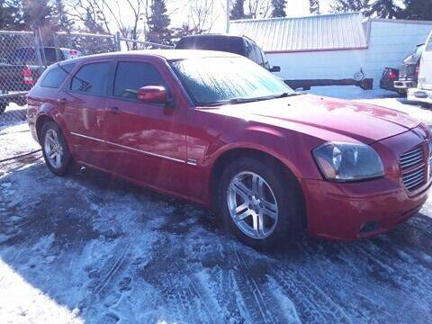 2005 Dodge Magnum for sale at Affordable 4 All Auto Sales in Elk River MN