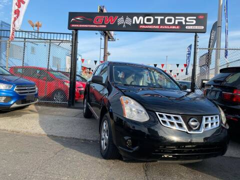 2013 Nissan Rogue for sale at GW MOTORS in Newark NJ