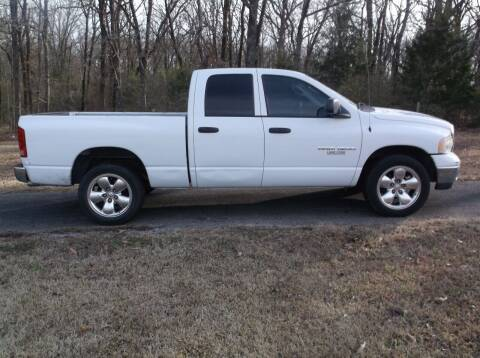 2005 Dodge Ram Pickup 1500 for sale at Smith Auto Finance LLC in Grand Saline TX