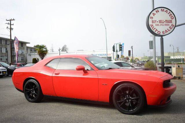 2015 Dodge Challenger for sale at San Mateo Auto Sales in San Mateo CA