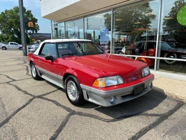 1989 Ford Mustang for sale in Holland, MI