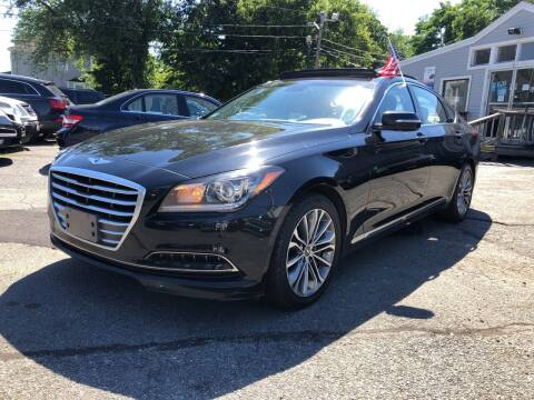 2015 Hyundai Genesis for sale at Top Line Import in Haverhill MA