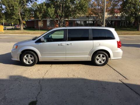 2012 Dodge Grand Caravan for sale at Mulder Auto Tire and Lube in Orange City IA