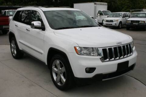 2013 Jeep Grand Cherokee for sale at Mike's Trucks & Cars in Port Orange FL