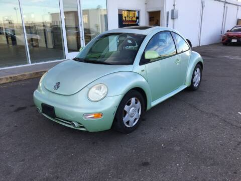 2000 Volkswagen New Beetle for sale at Safi Auto in Sacramento CA