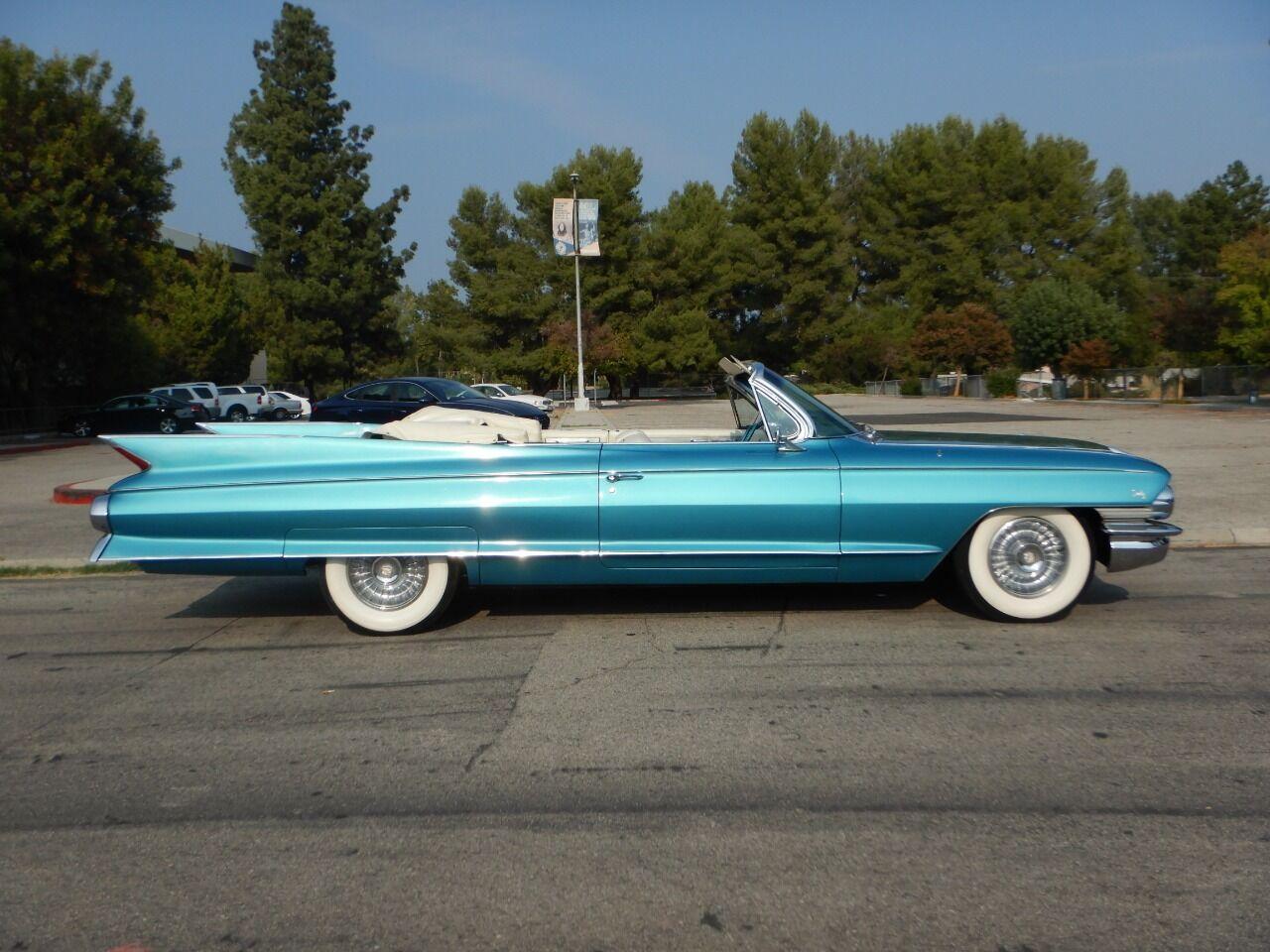 1961 Cadillac Eldorado Biarritz 29