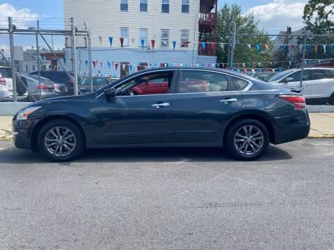 2015 Nissan Altima for sale at G1 Auto Sales in Paterson NJ