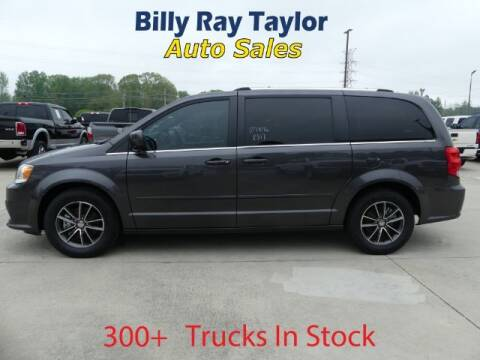 2017 Dodge Grand Caravan for sale at Billy Ray Taylor Auto Sales in Cullman AL