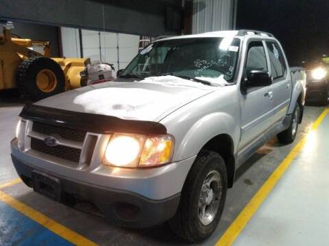 2004 Ford Explorer Sport Trac for sale at Plymouthe Motors in Leominster MA