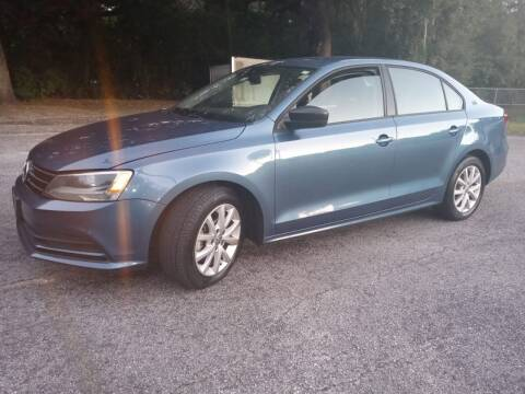 2015 Volkswagen Jetta for sale at Royal Auto Mart in Tampa FL