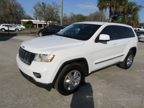 2013 Jeep Grand Cherokee for sale at S & T Motors in Hernando FL