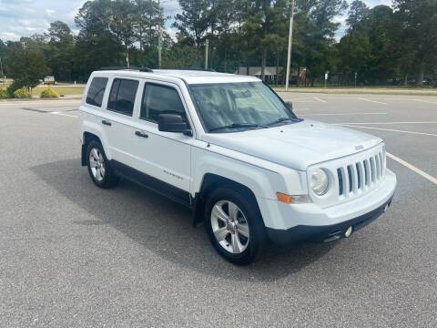2014 Jeep Patriot for sale at Carprime Outlet LLC in Angier NC