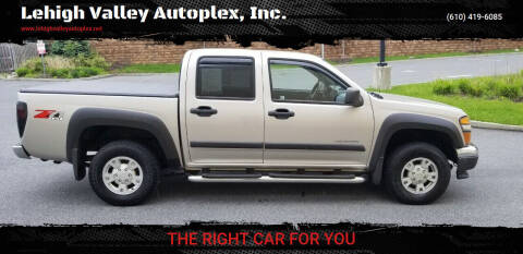 2004 Chevrolet Colorado for sale at Lehigh Valley Autoplex, Inc. in Bethlehem PA