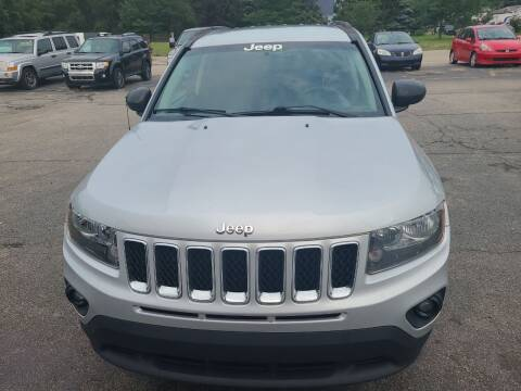 2014 Jeep Compass for sale at All State Auto Sales, INC in Kentwood MI