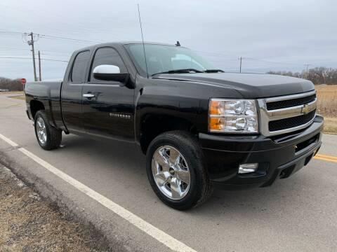 2011 Chevrolet Silverado 1500 for sale at ILUVCHEAPCARS.COM in Tulsa OK