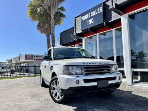 2007 Land Rover Range Rover Sport for sale at Prime Sales in Huntington Beach CA