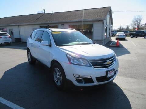 2016 Chevrolet Traverse for sale at Tri-County Pre-Owned Superstore in Reynoldsburg OH
