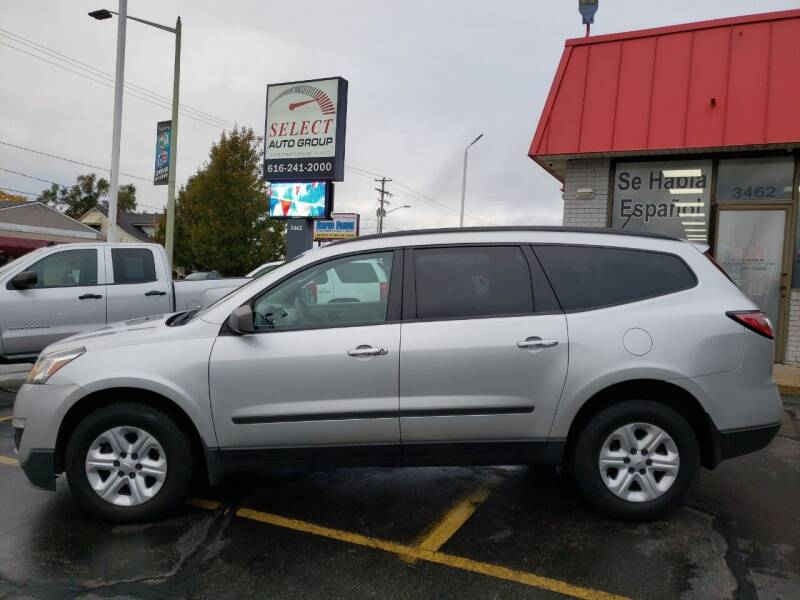 2014 Chevrolet Traverse for sale at Select Auto Group in Wyoming MI